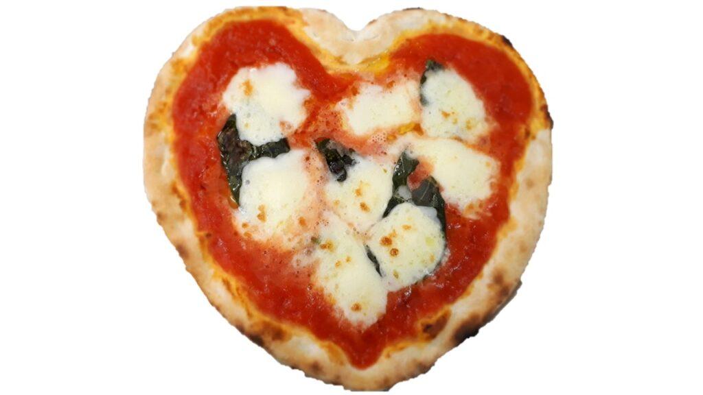 ハートマルゲリータミニ 冷凍ピザ 通販